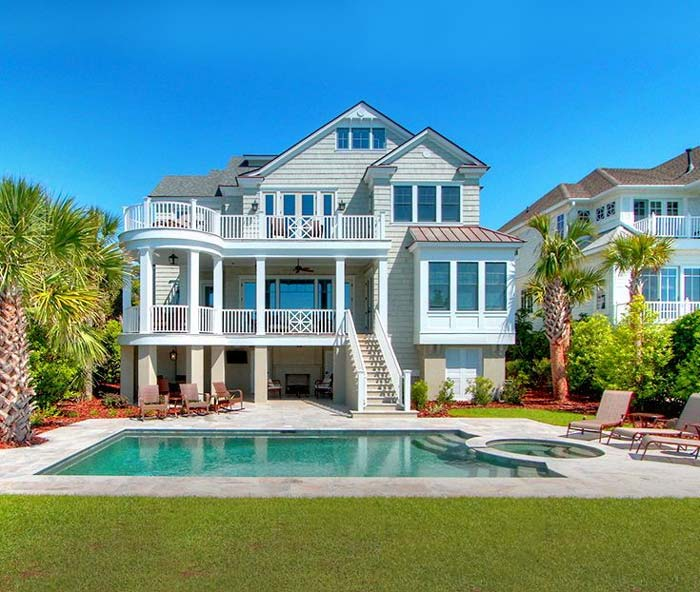 vacation villa condo cleaning from HH Cleaning Services Hilton Head Bluffton.
